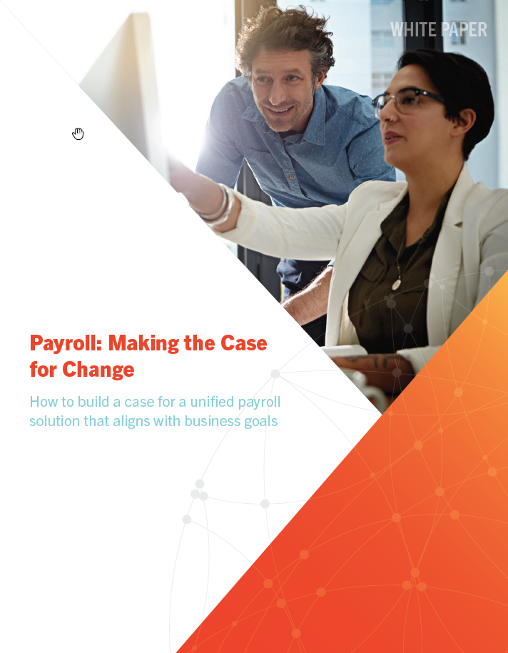 Payroll: Making the Case for Change